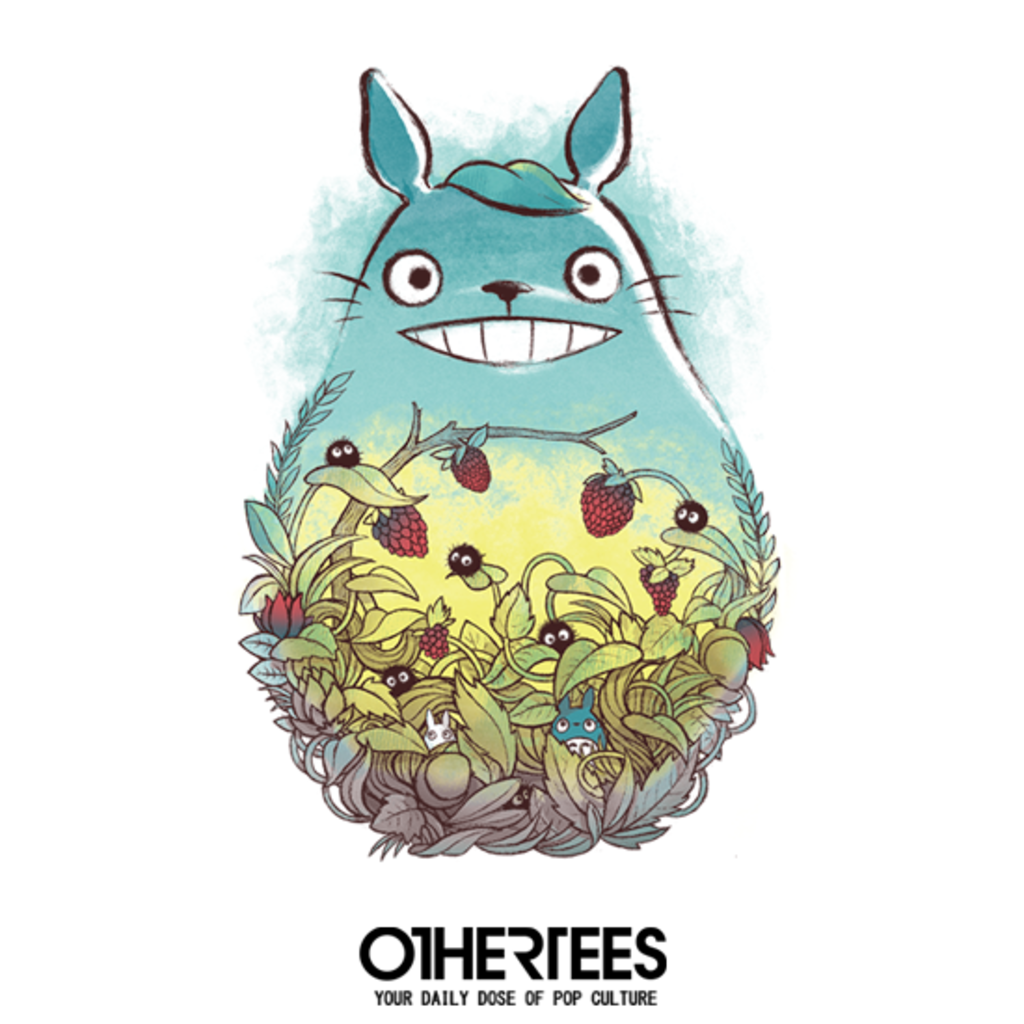 OtherTees: Totoro Forest