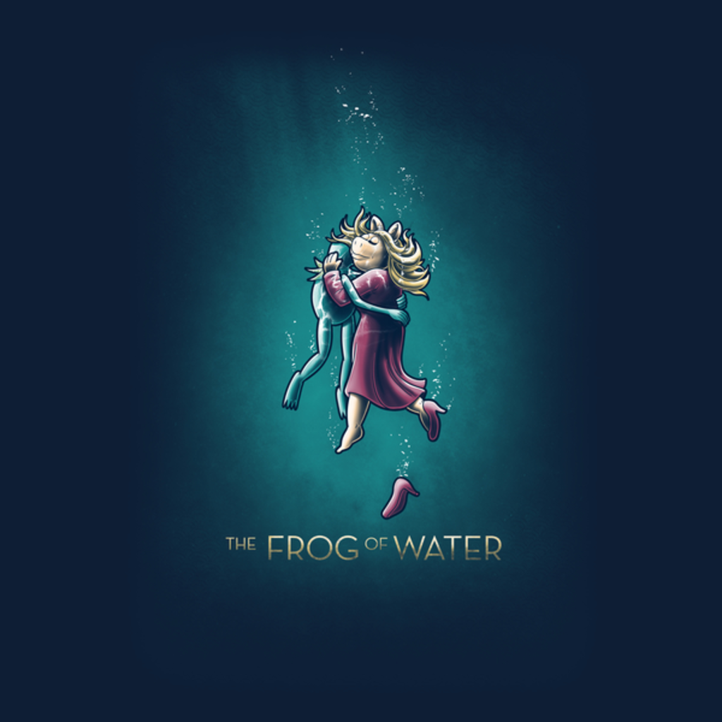 NeatoShop: The frog of water