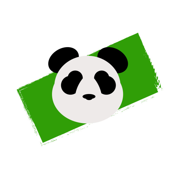 TeePublic: graphic panda