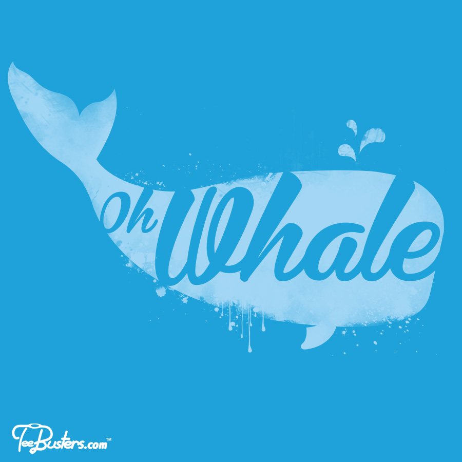 TeeBusters: Oh Whale