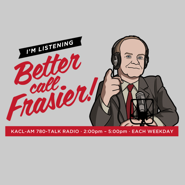 NeatoShop: Better call Frasier!