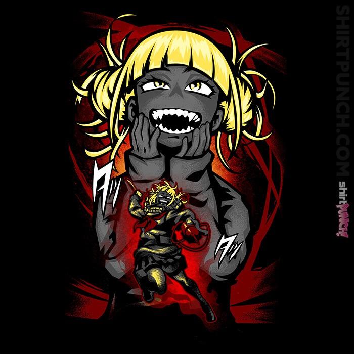 ShirtPunch: Transform Villain