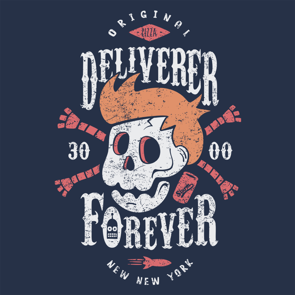 Pop-Up Tee: Deliverer Forever