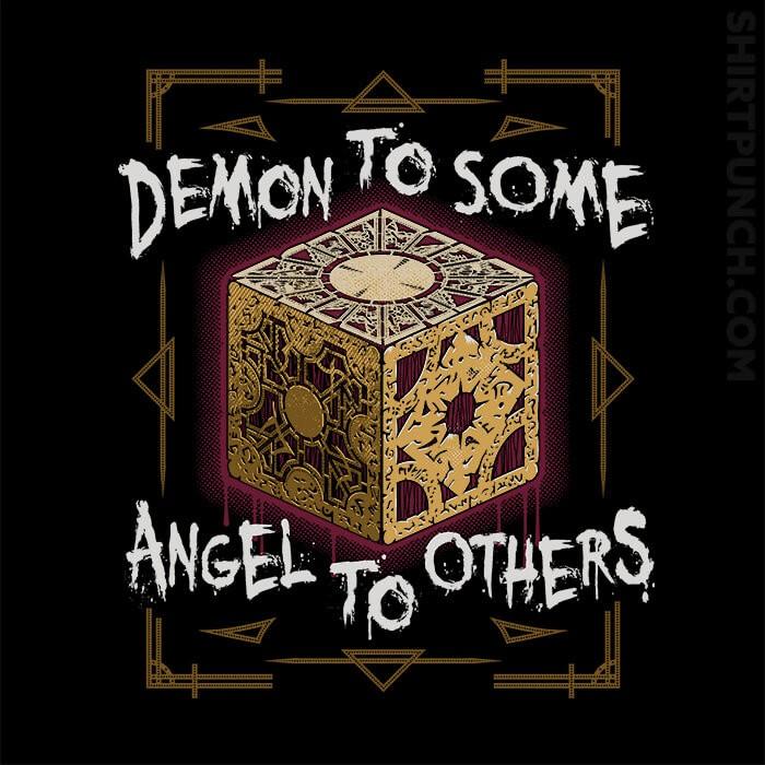 ShirtPunch: Demon To Some