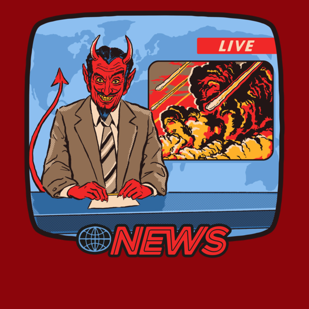 NeatoShop: Breaking News