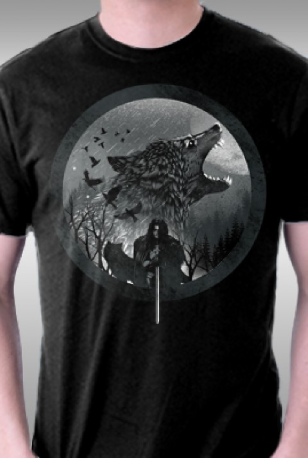 TeeFury: The King of The North