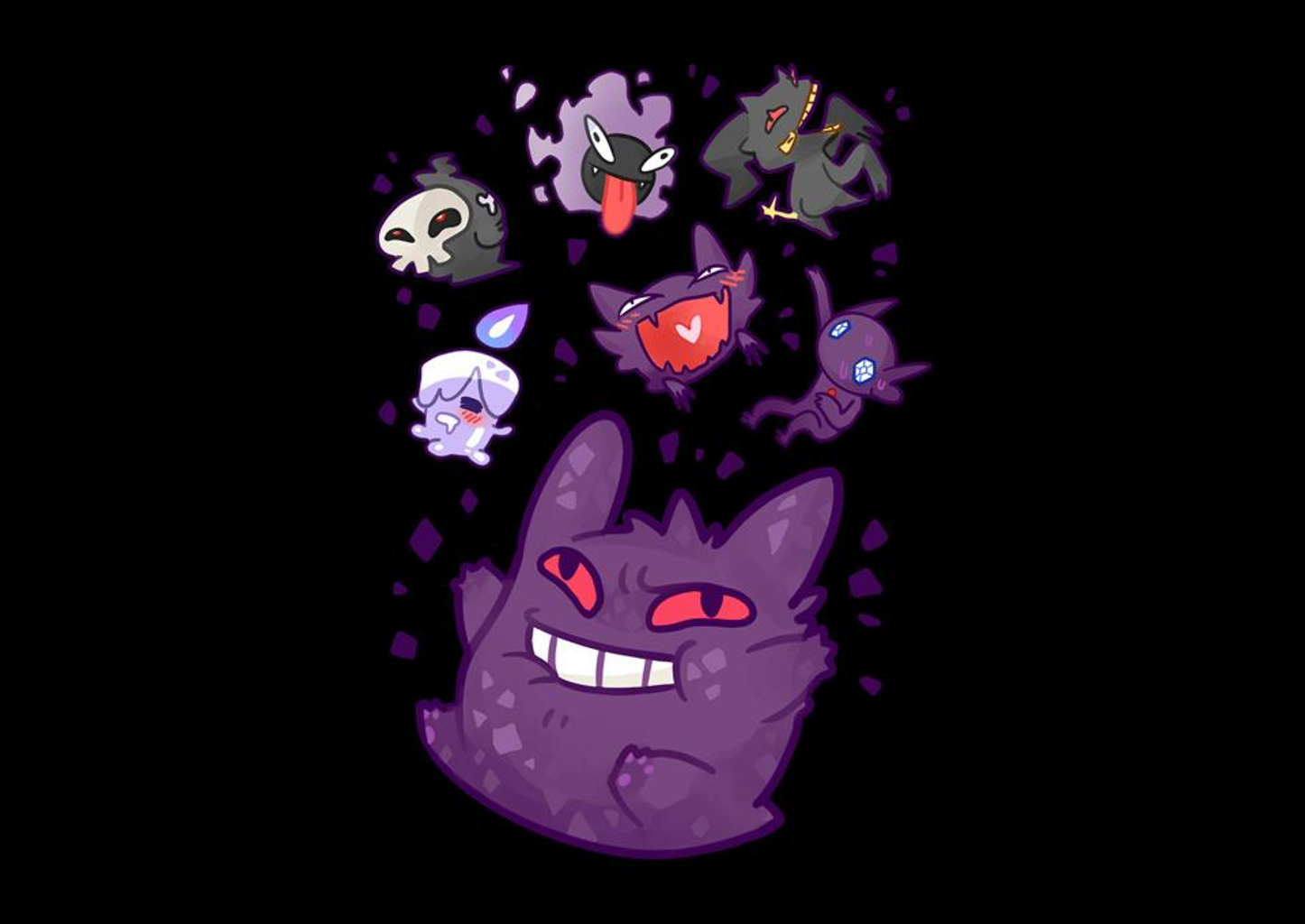 TeeFury: Death Throws