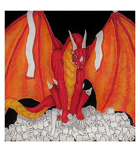 RedBubble: Toilet Paper Hoard