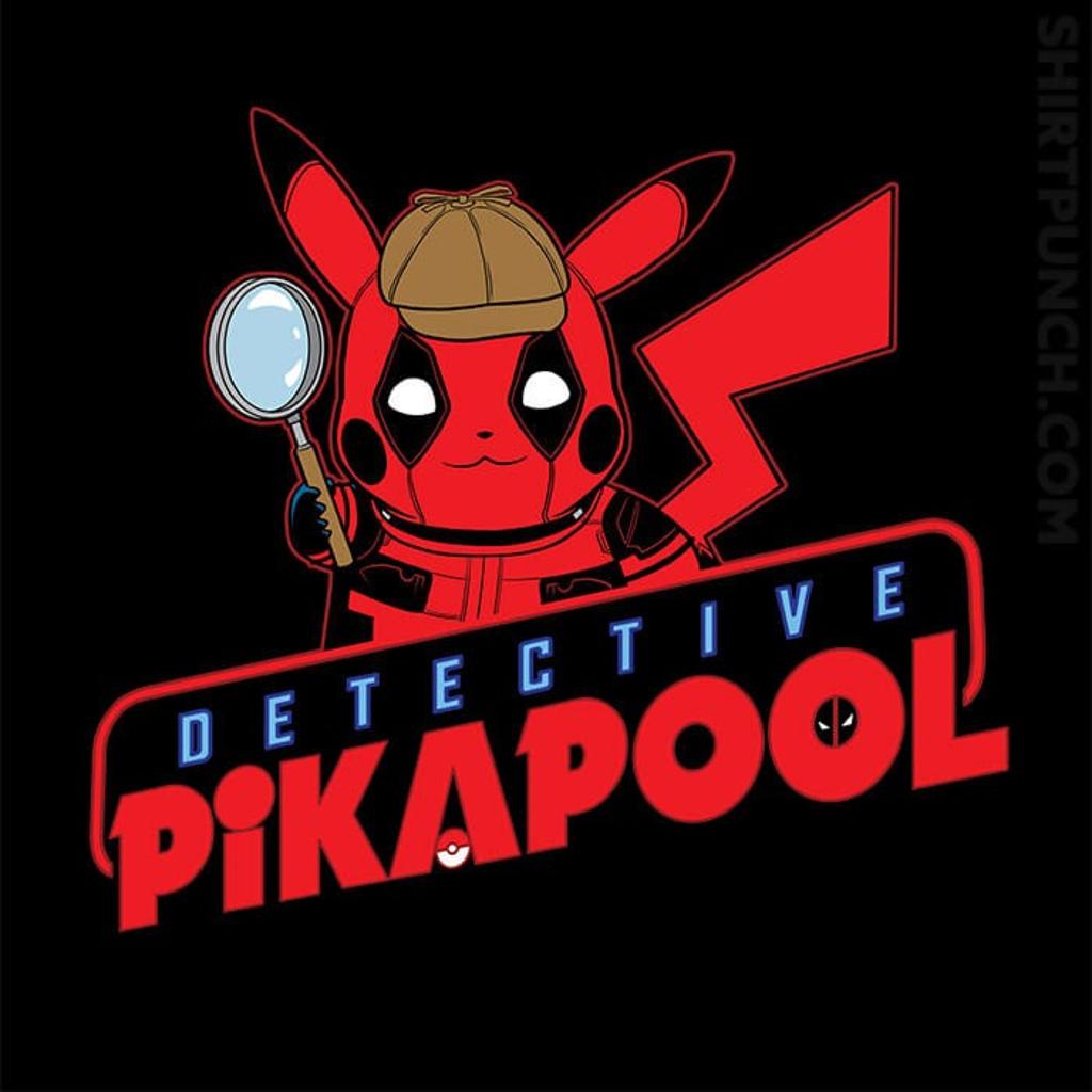 ShirtPunch: Detective Pikapool
