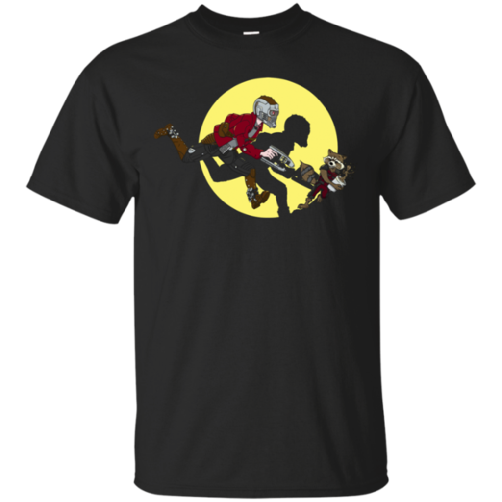 Pop-Up Tee: The Adventures of Star Lord