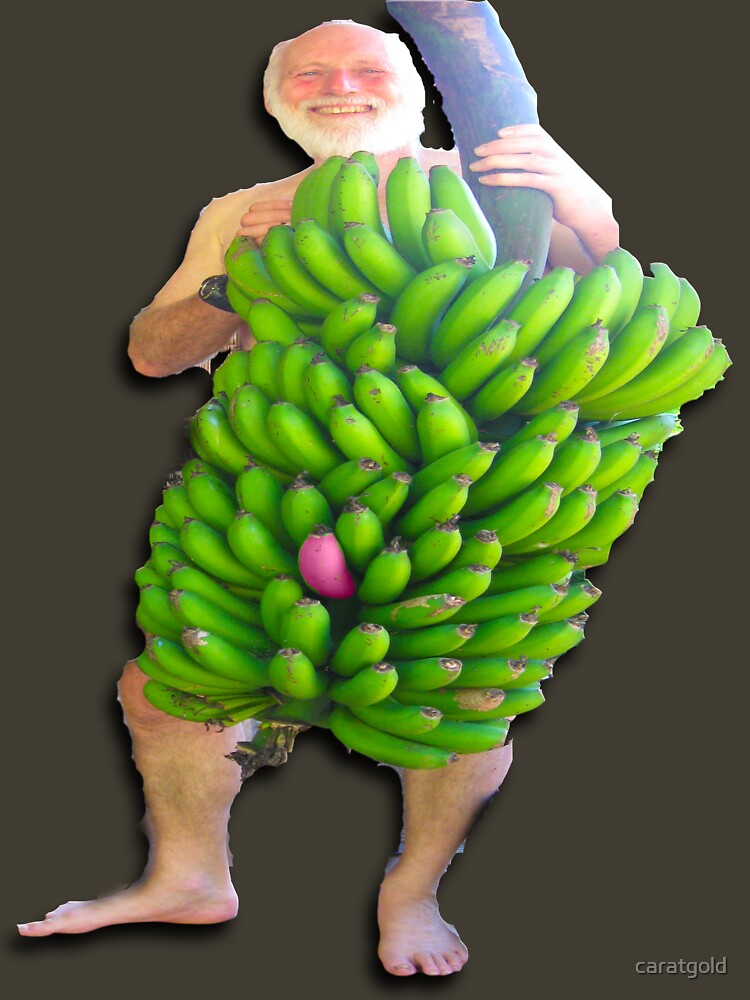RedBubble: Banana Man