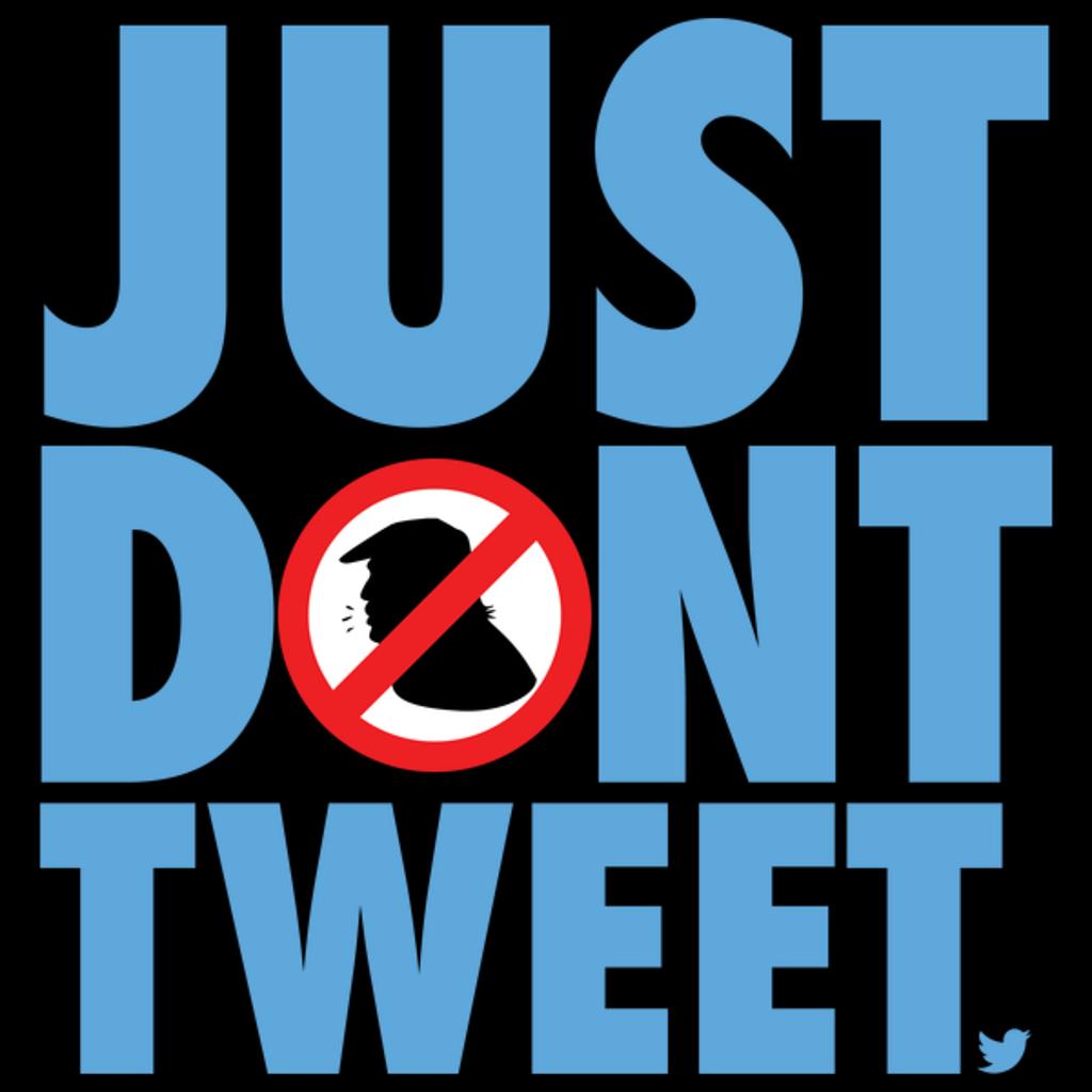 NeatoShop: Dont Tweet