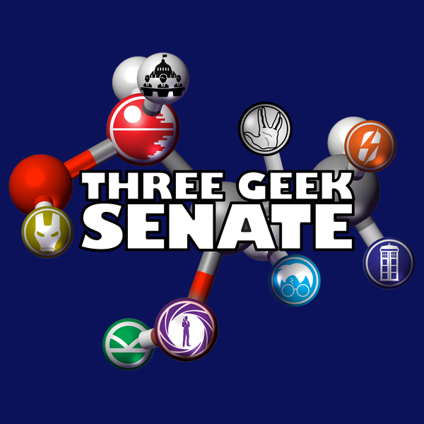 NeatoShop: Three Geek Senate - Molecule