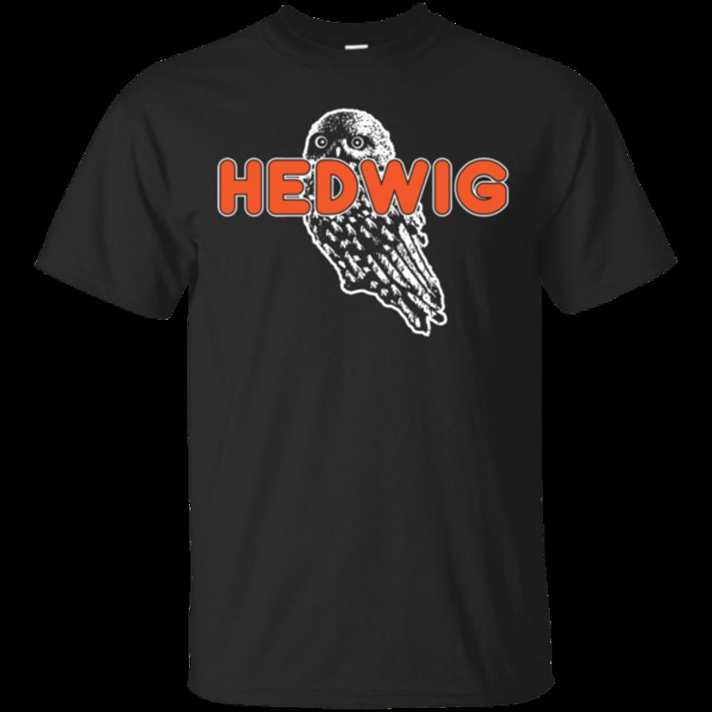 Pop-Up Tee: Hedwig