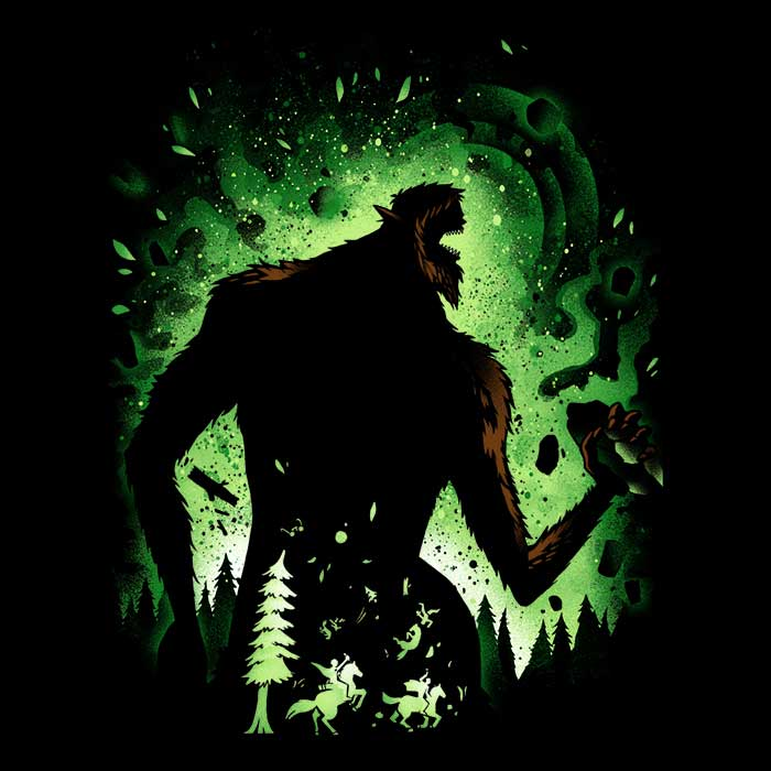 Once Upon a Tee: Beast Titan