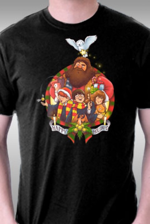 TeeFury: Magical Holidays