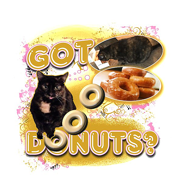 RedBubble: Got Donuts?