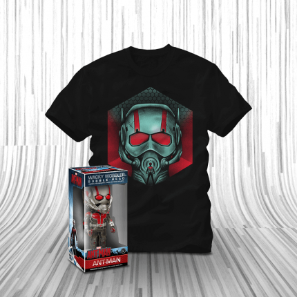ShirtPunch: Ant-Man Bundle