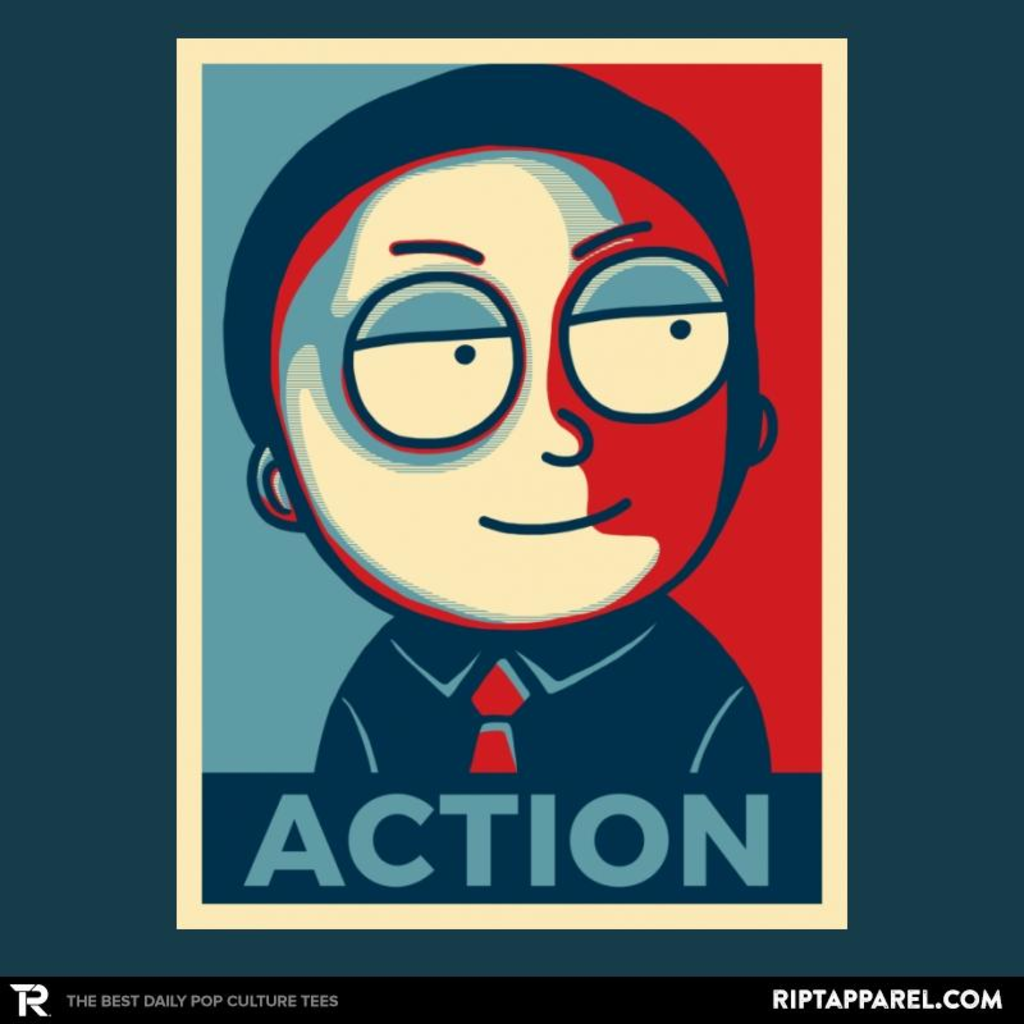 Ript: Now Is The Time For Action!