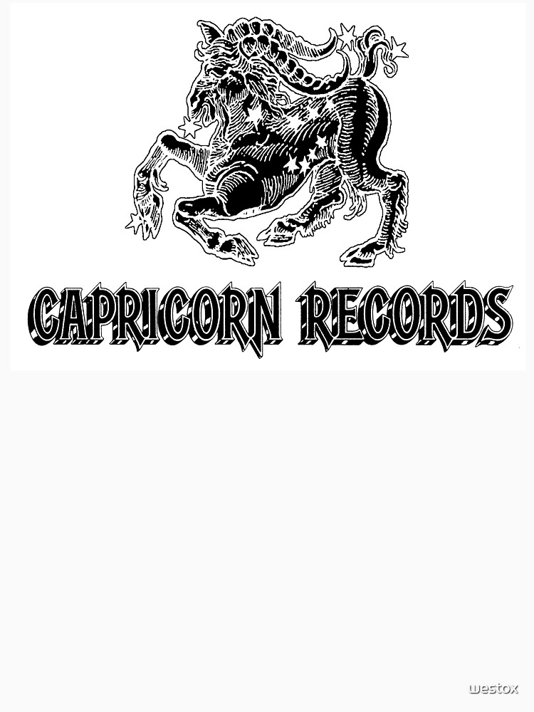 RedBubble: CAPRICORN RECORDS SOUTHERN ROCK SUPER COOL T-SHIRT
