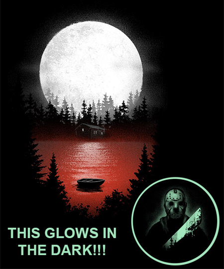 Qwertee: Camp blood