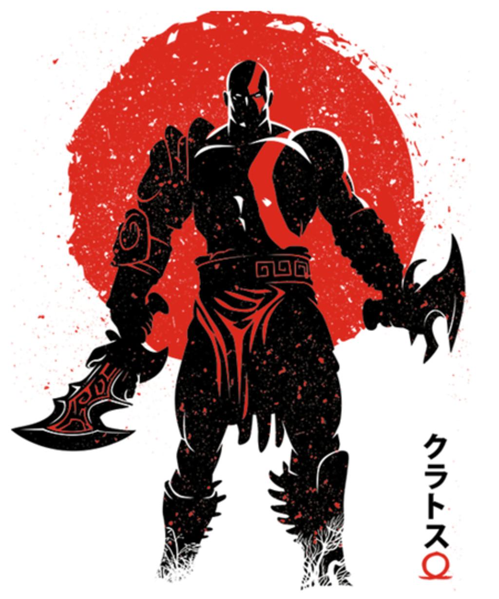 Qwertee: Titan of Wars