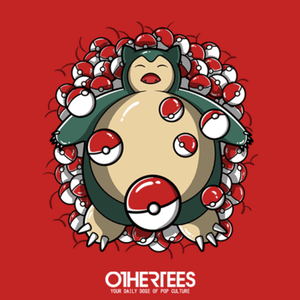 OtherTees: Snore Beauty