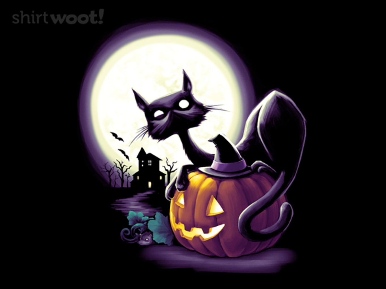 Woot!: Halloween Tableau