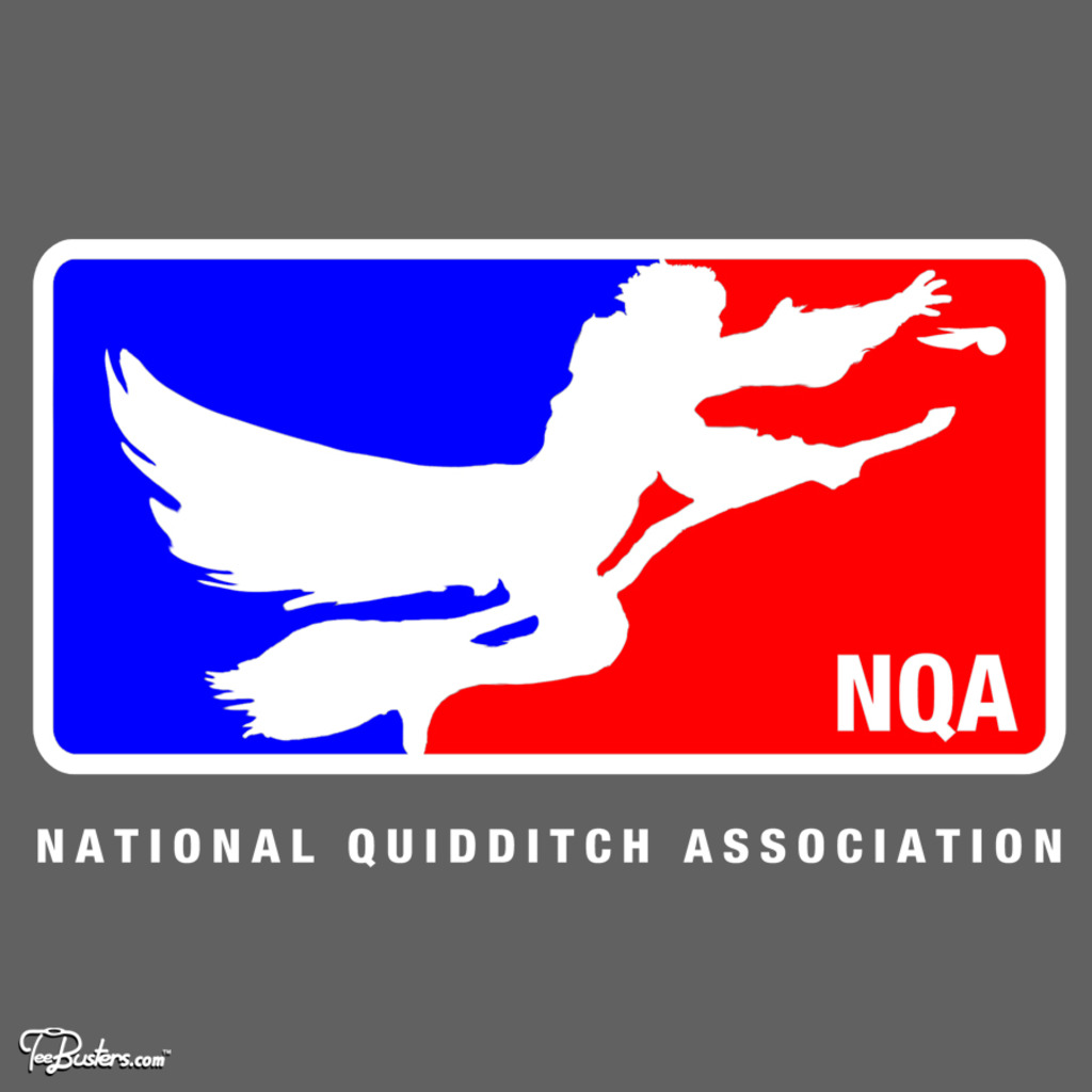 TeeBusters: National Quidditch Association
