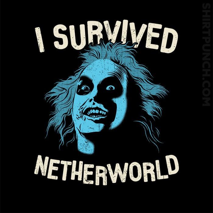 ShirtPunch: Netherworld Survivor