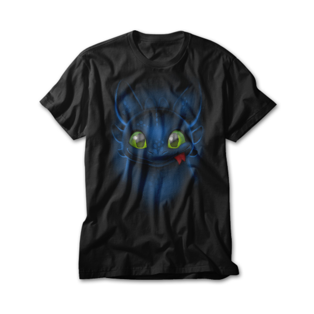 OtherTees: Dragon Eyes