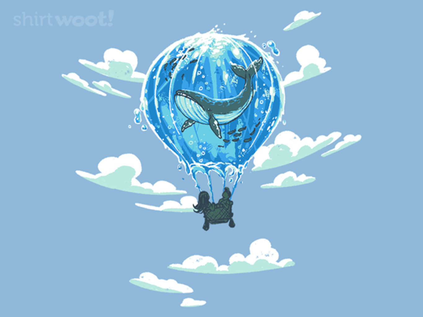Woot!: Flying Water Balloon