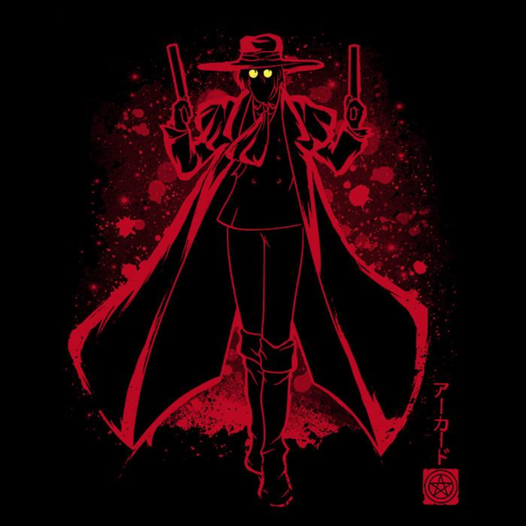 Once Upon a Tee: The Vampire