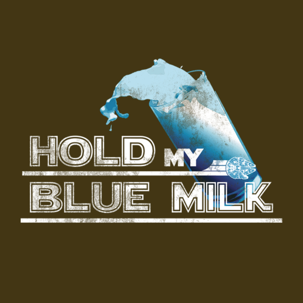 NeatoShop: Blue Milk