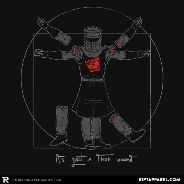 Ript: Vitruvian Black Knight