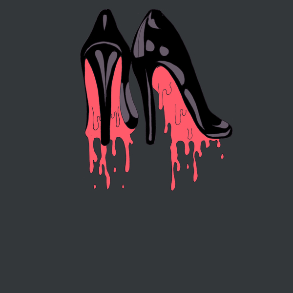 NeatoShop: Bloody Shoes