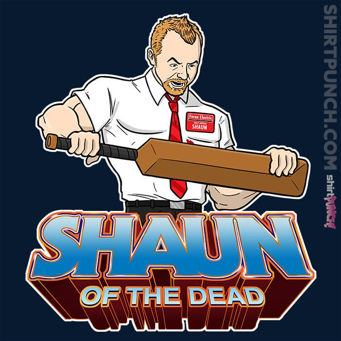 ShirtPunch: I Have The Power