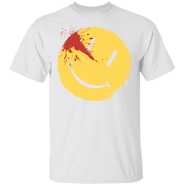 Pop-Up Tee: Bloody Smile
