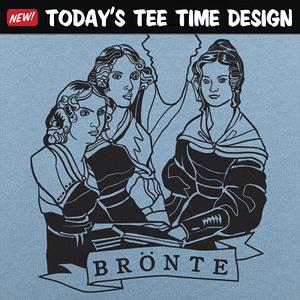 6 Dollar Shirts: Brontë Sisters