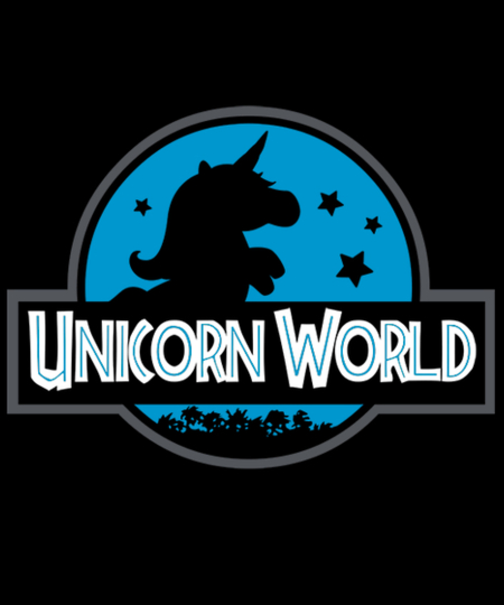 Qwertee: Unicorn World