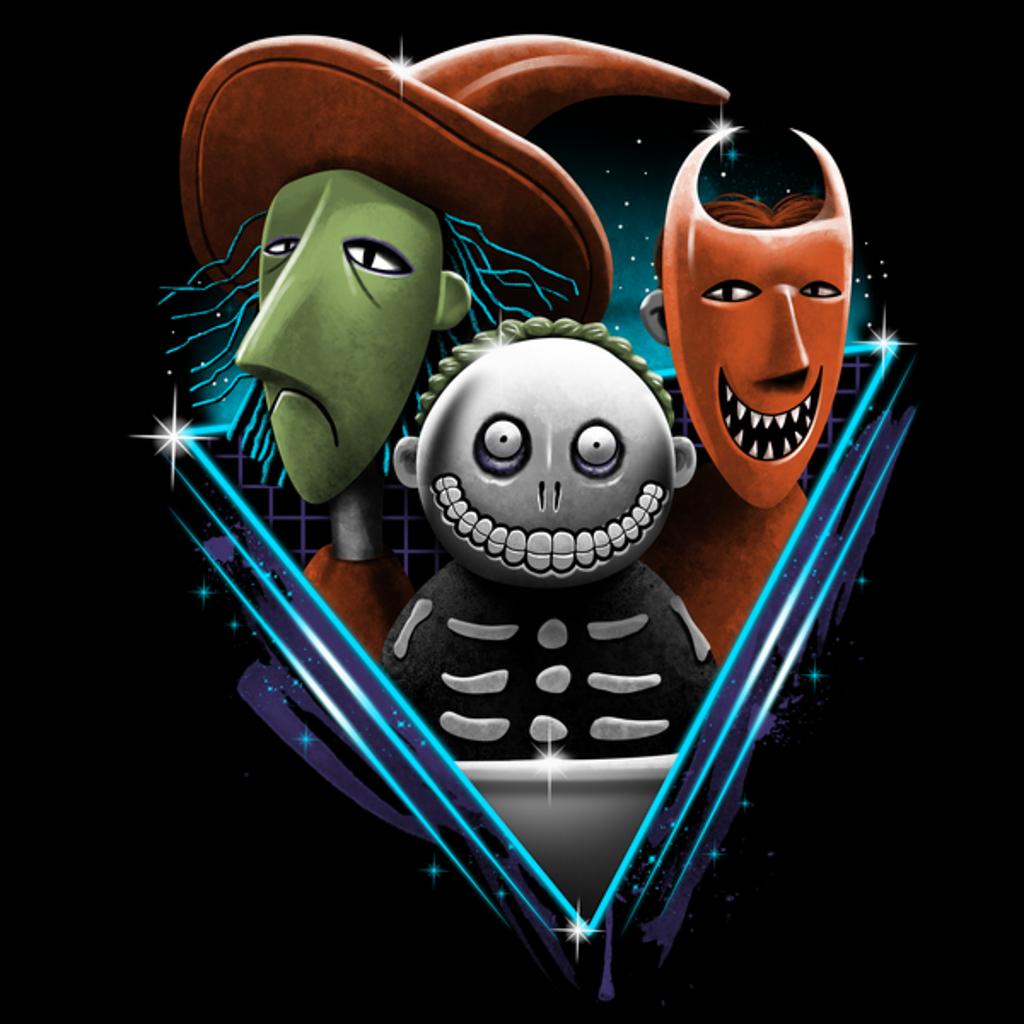 NeatoShop: Rad Trio