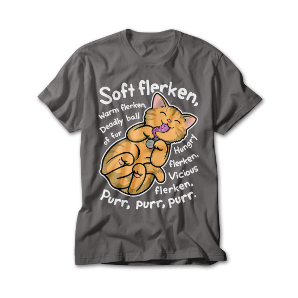 OtherTees: Soft Flerken