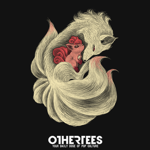 OtherTees: Flame Tails Tales
