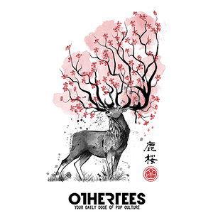 OtherTees: Sakura Deer