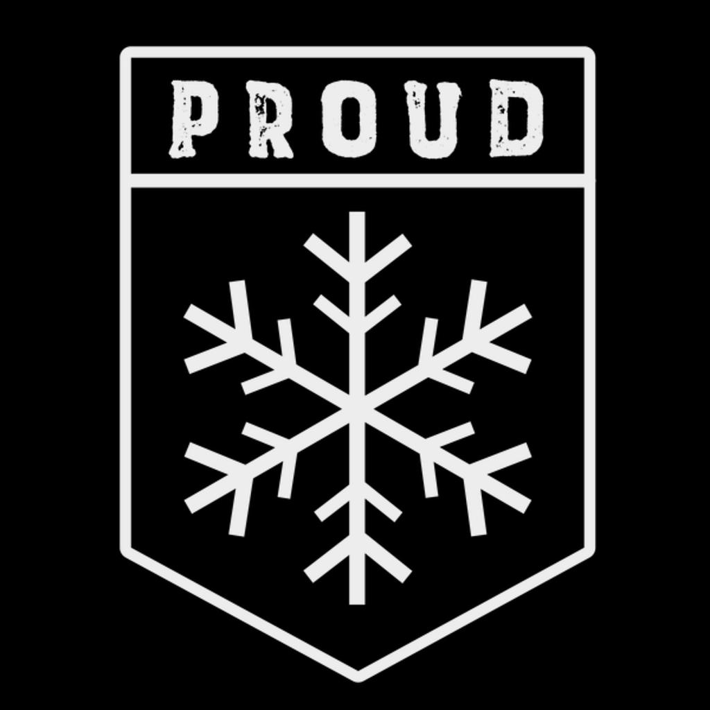 NeatoShop: Funny Proud Snowflake Millennial