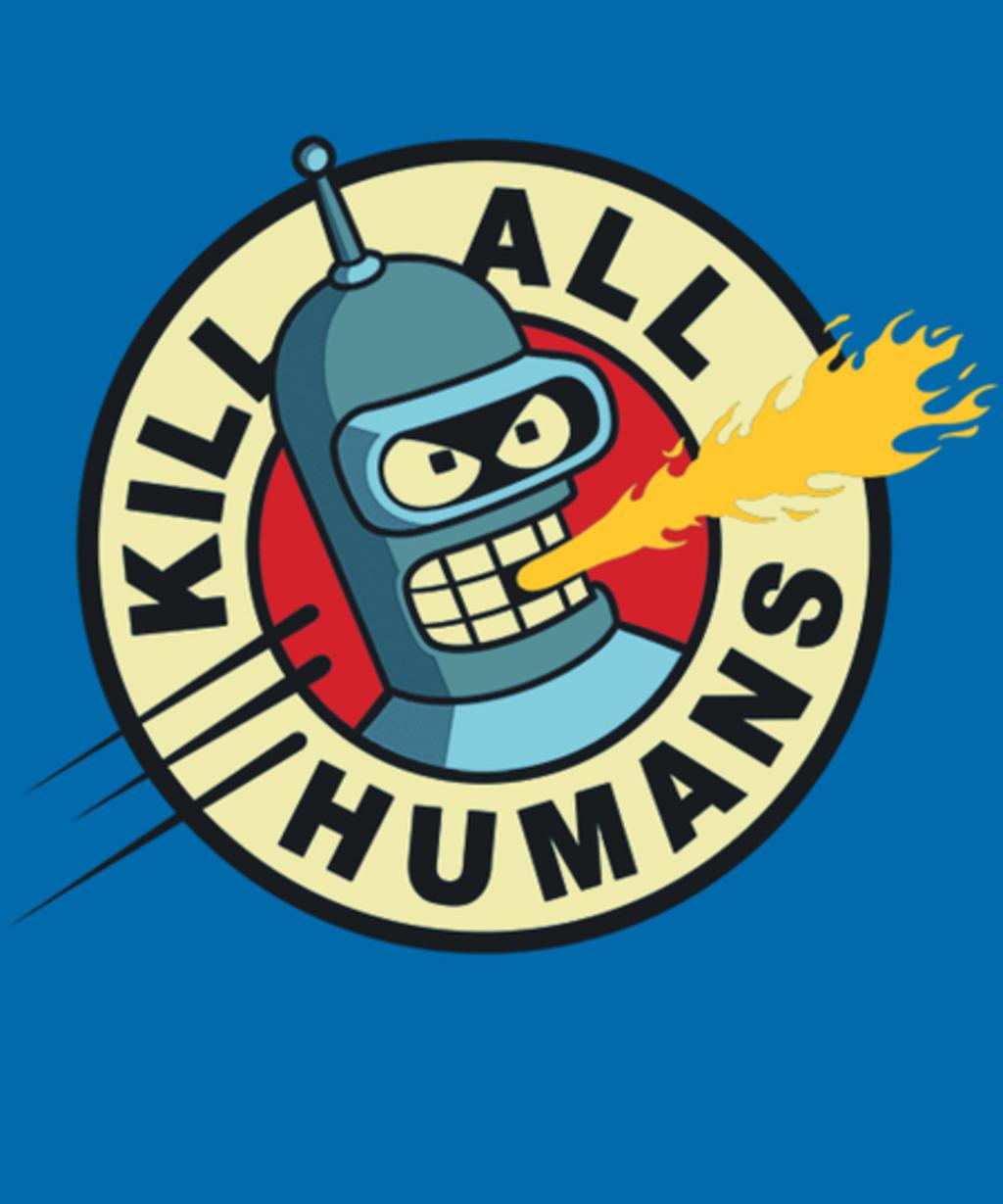 Qwertee: Kill Express