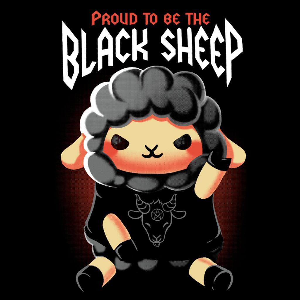 Pampling: Black Sheep