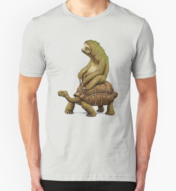 RedBubble: Speed is Relative