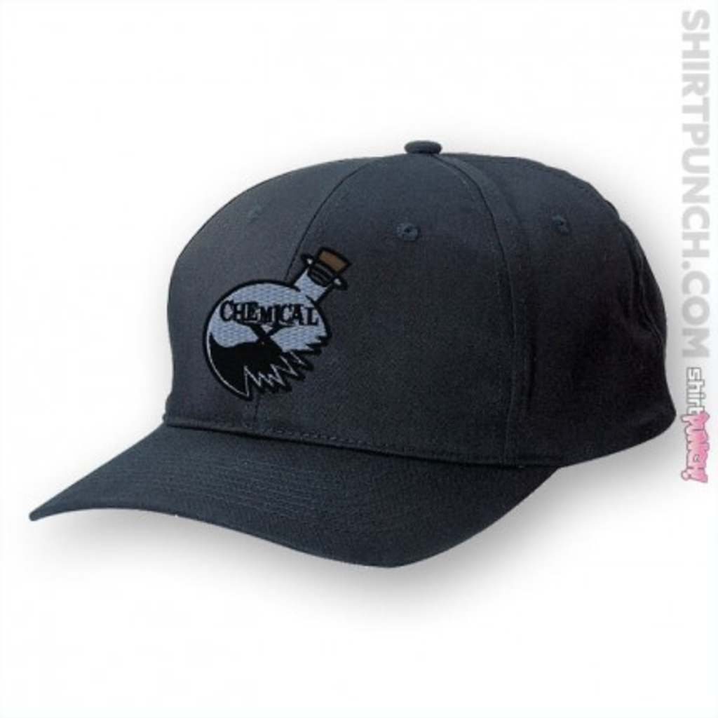 ShirtPunch: Chemical X Hat