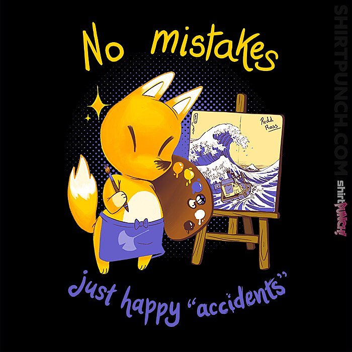 ShirtPunch: Happy Accidents